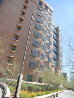 Phoenix Municipal Court at 300 West Washington Street